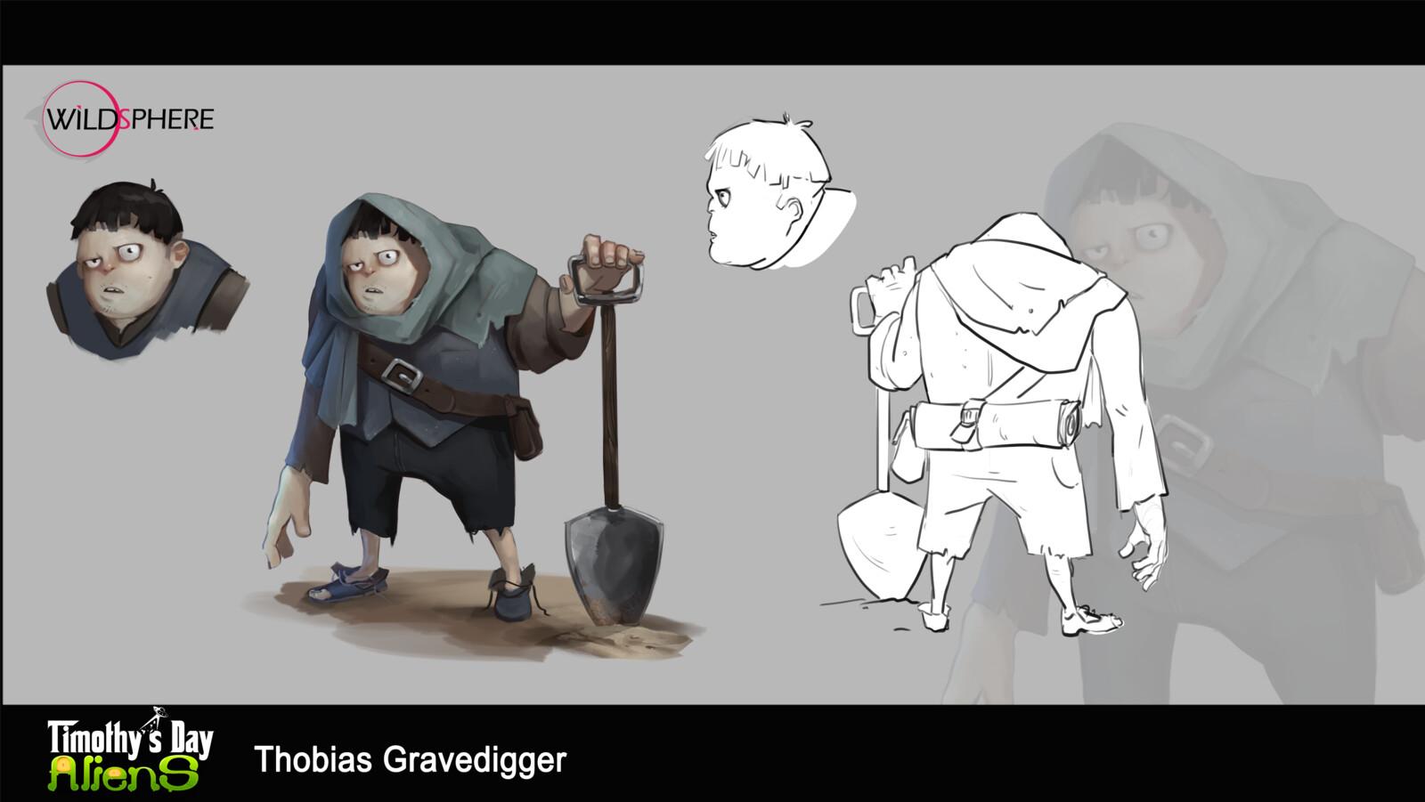 Thobias Gravedigger