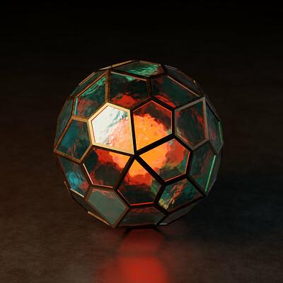 Jan albert vroegop pnetagonal hexecontahedron v1
