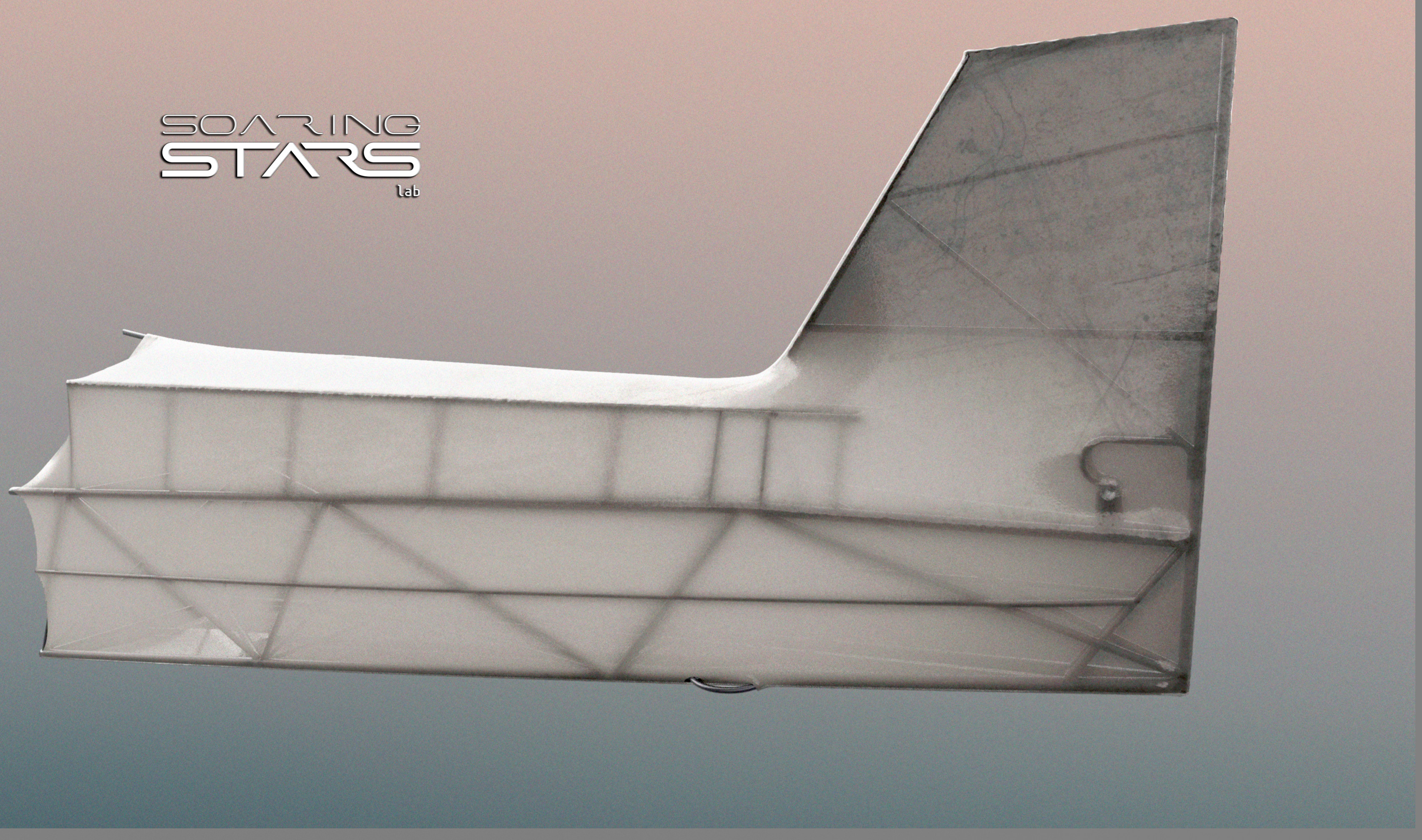 J3 fabric cover Iray rendering.