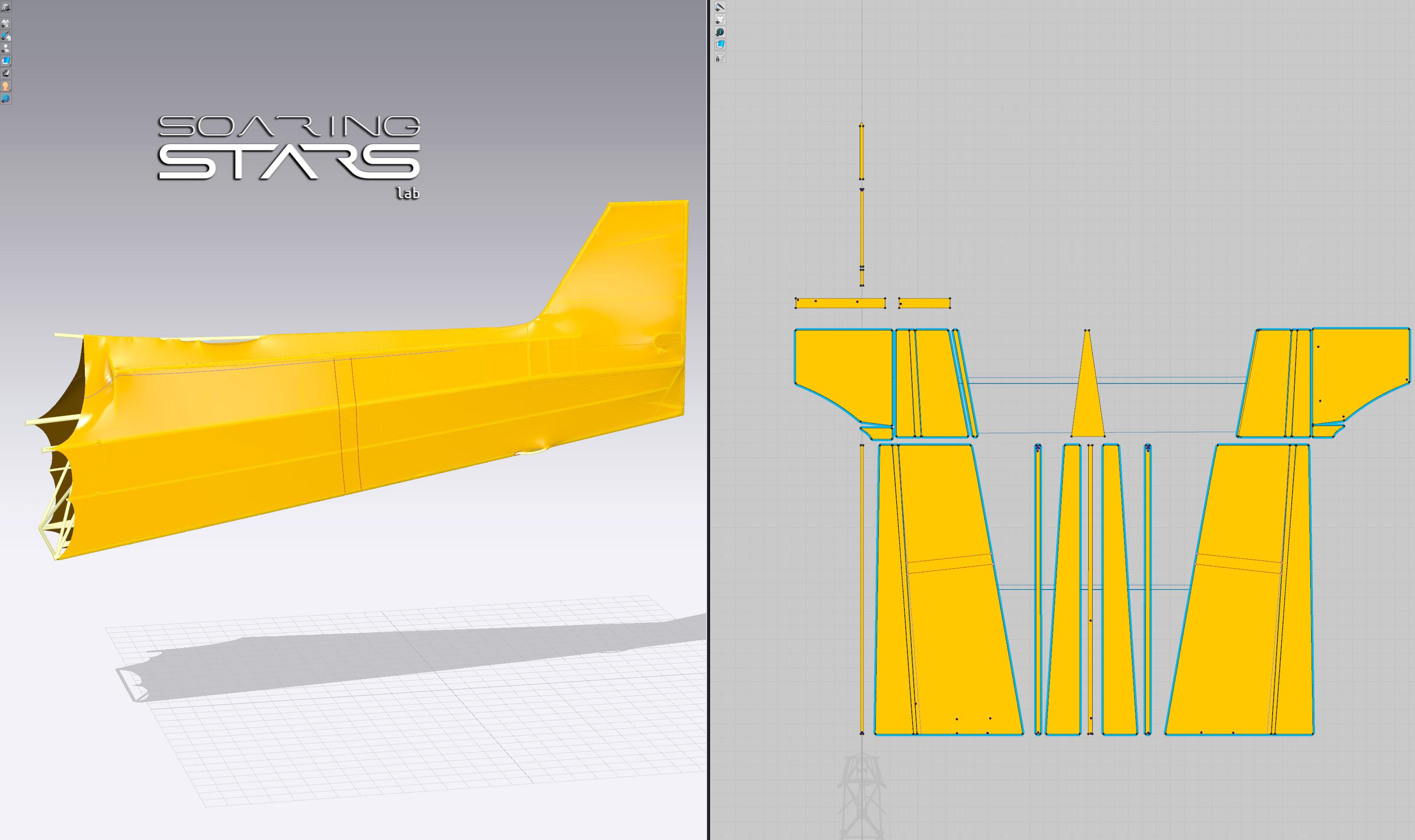J3 CUB inside Clo3D Virtual Fashion Software