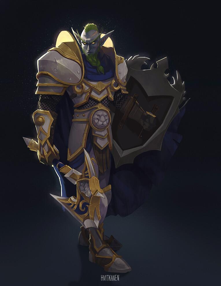 Commission of Vori for Vorigoth
