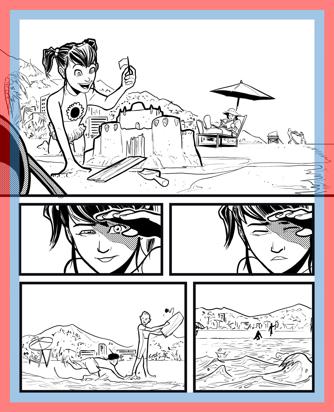 Page 1 Inks