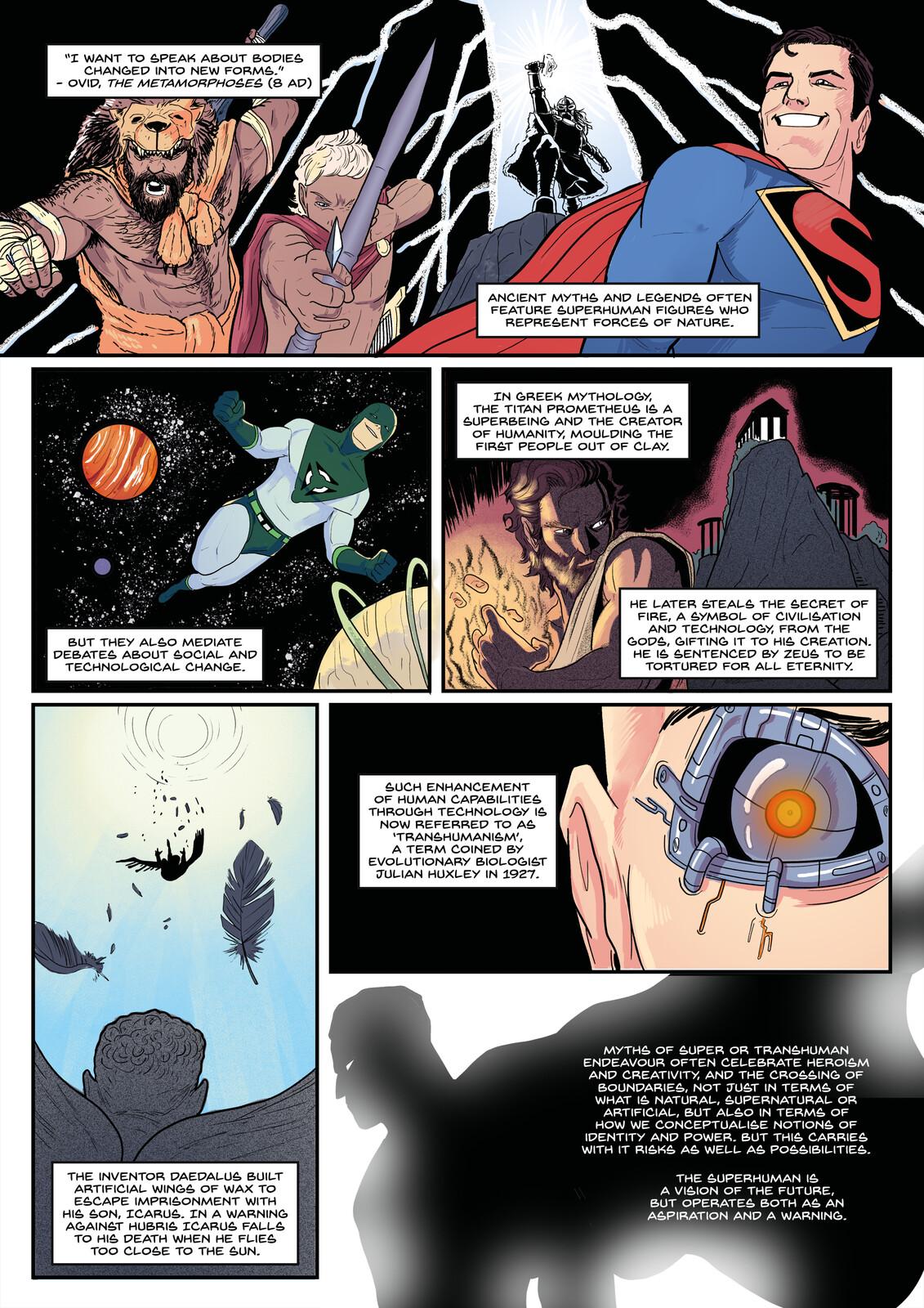 Page 1 Colours