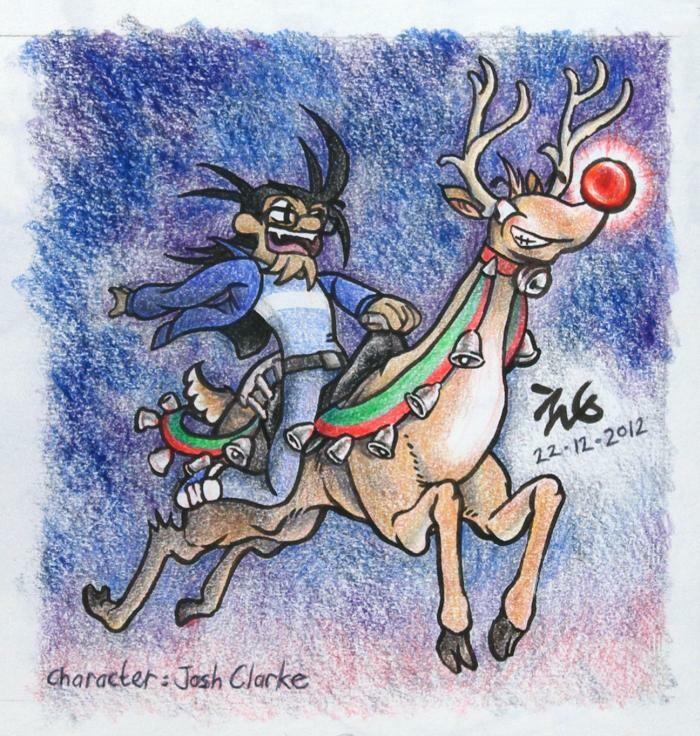 Christmas artswap