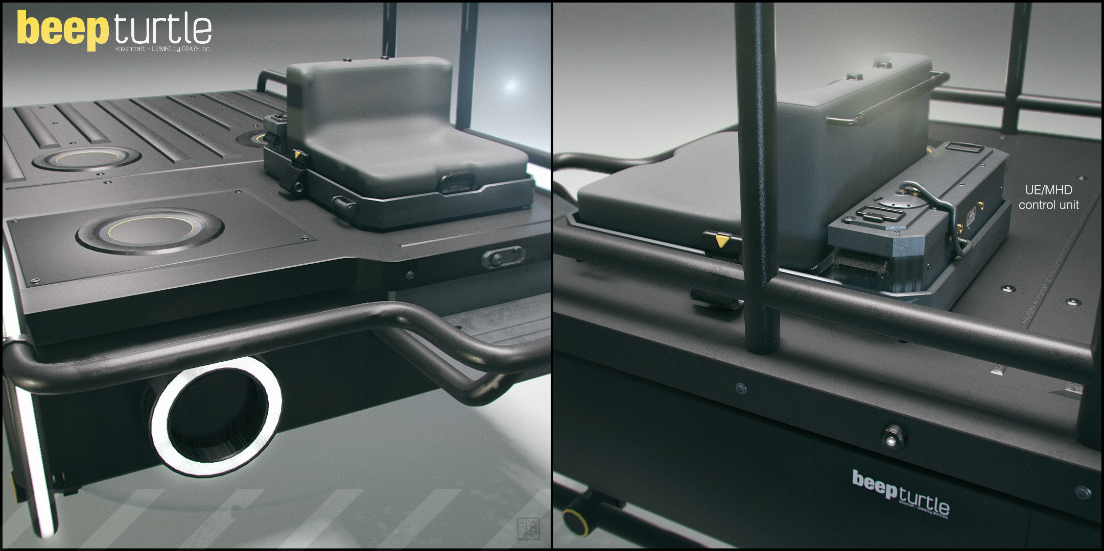details of the engine control unit, bench seat upgrade available...