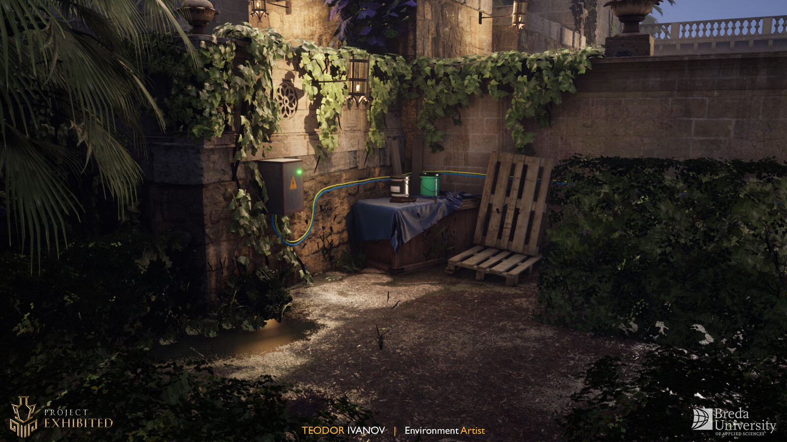 Environment screenshot #5