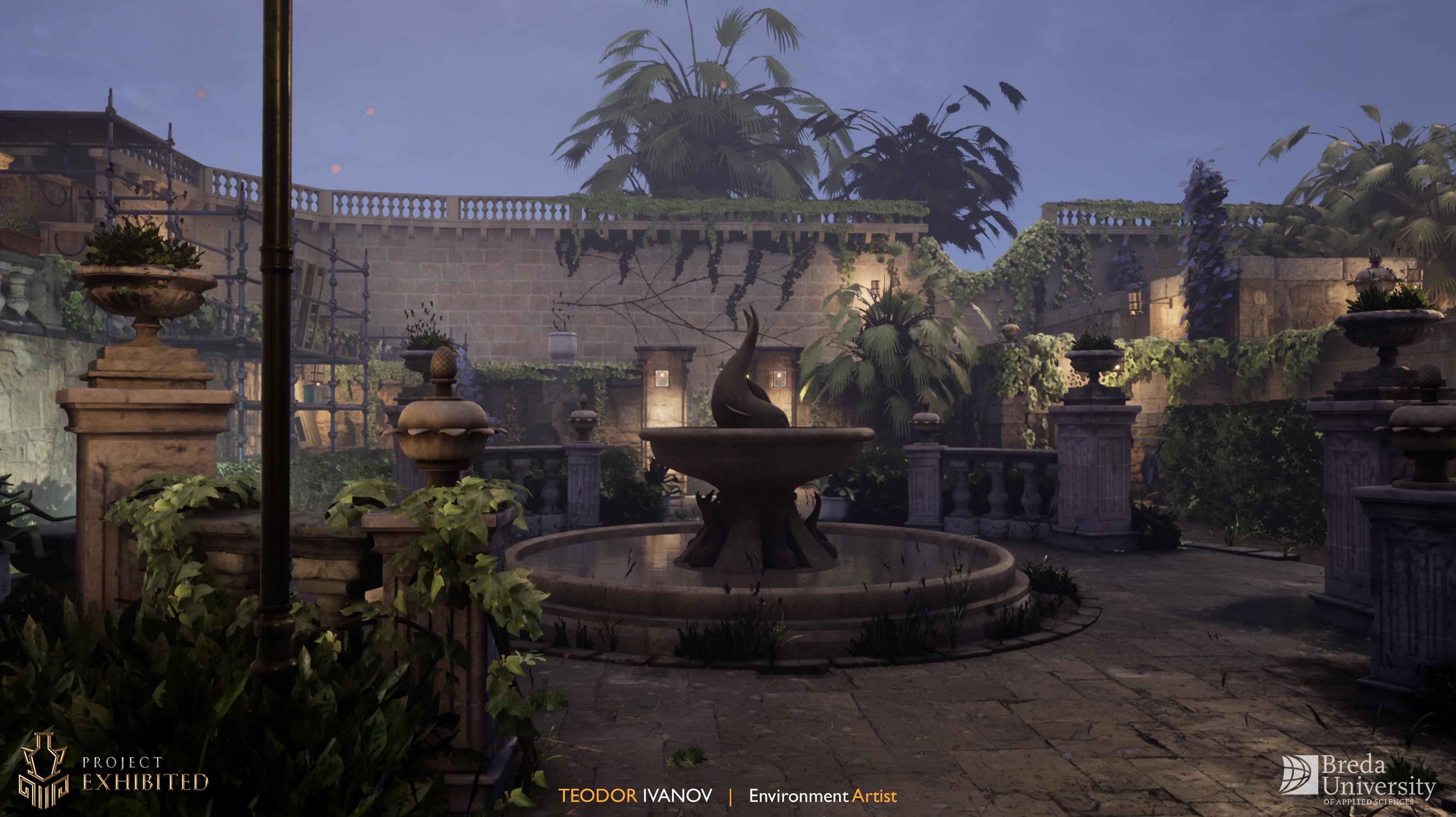 Environment screenshot #3