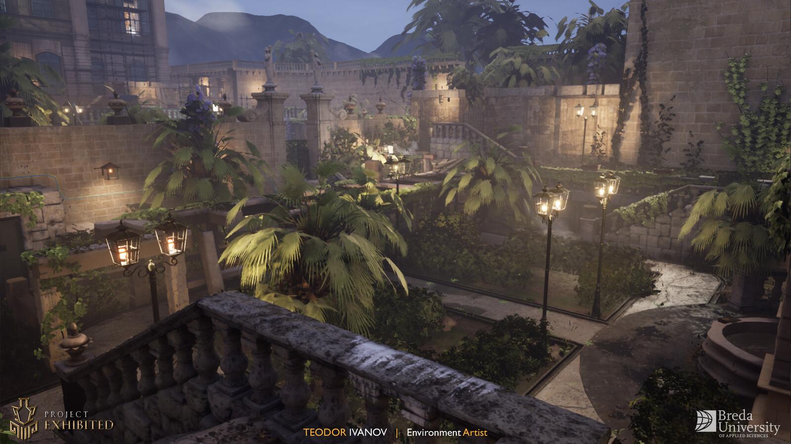 Environment screenshot #4
