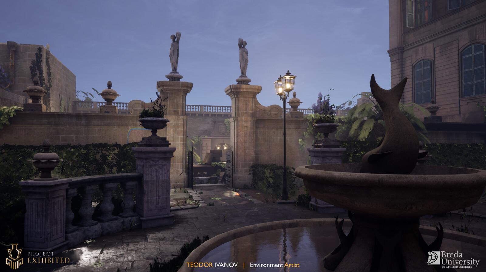 Environment screenshot #10