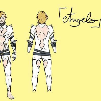 Antony oliver angelo design