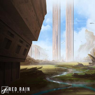 Redrain game studio key art outer rim 4