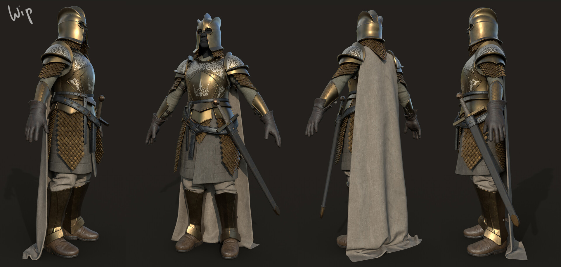 GoT Kingsguard Fanart
