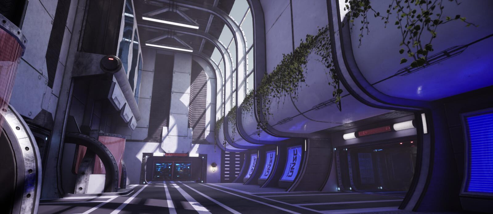 Orbital (From Halo 3)