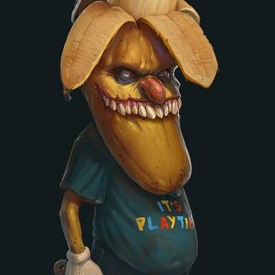 Tony sart banana 02