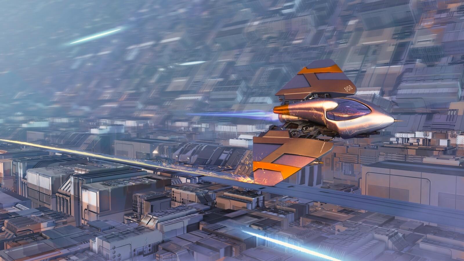 RAIDER spaceship promo_02