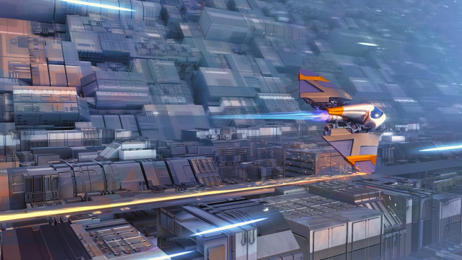 RAIDER spaceship promo_07