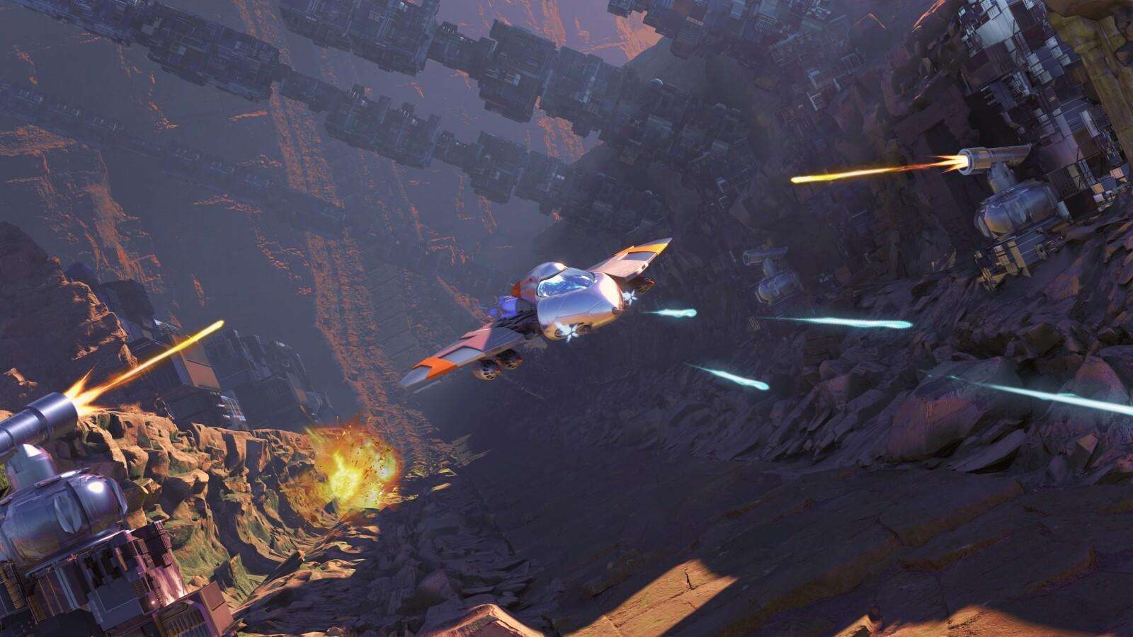RAIDER spaceship promo_01