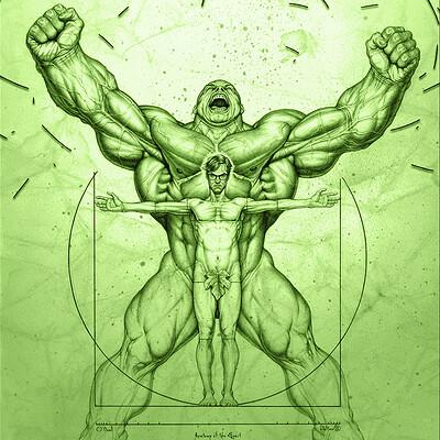 Walter o neal walter o neal hulk anatomy 2018