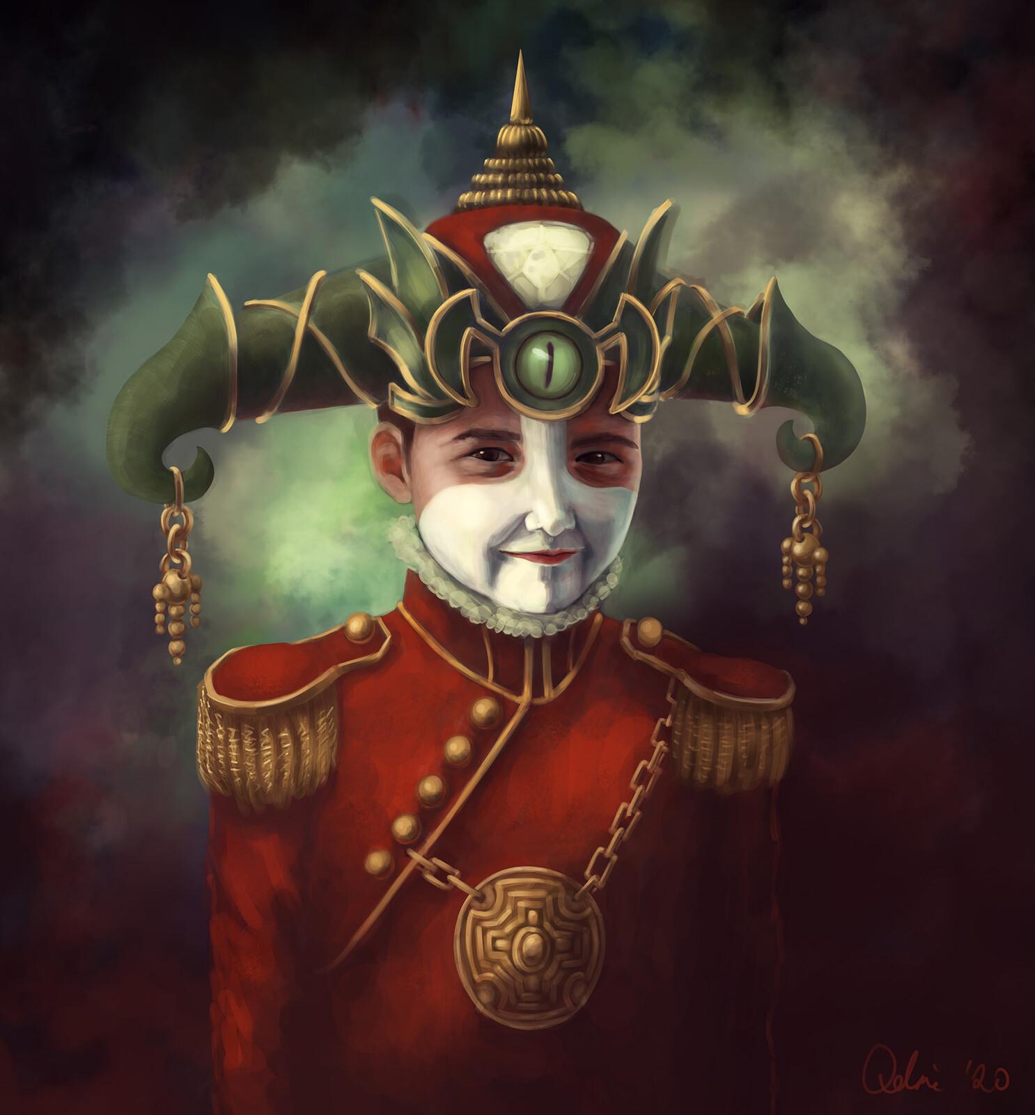 Emperor Hakan II