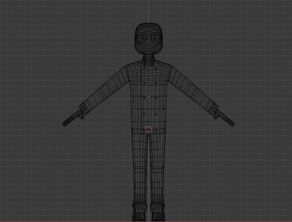 wireframe of the small bellhop