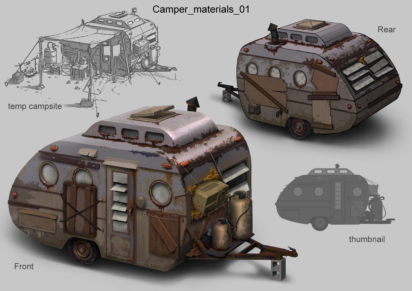Shady Camper