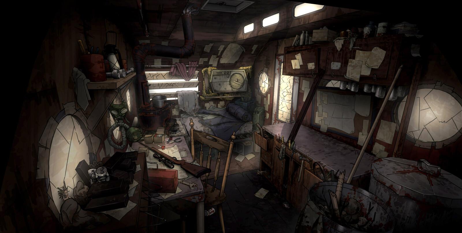 Camper Interior