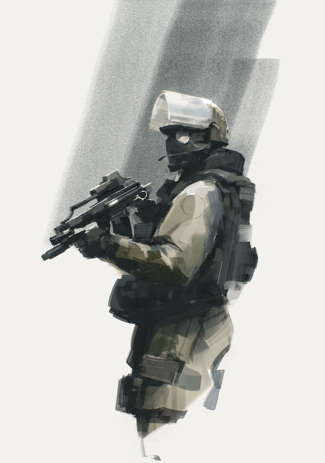 SWAT and recent sketches and process