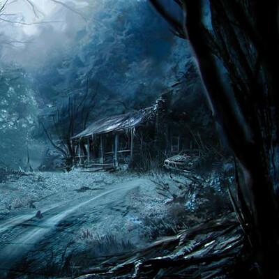 Santiago vecino cabin