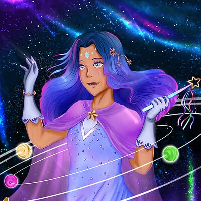 Kristen lum galactic princess compressed