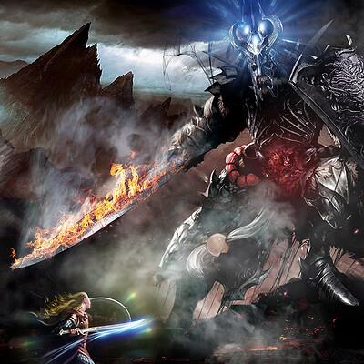 Eddie faria morgoth and fingfolin