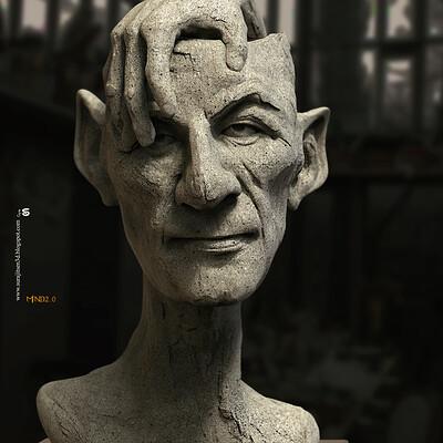 Surajit sen mind2 0 digital sculpture surajitsen jul2020a