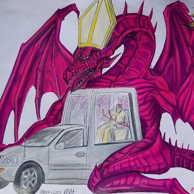 Daniel denta dragon pope uhd
