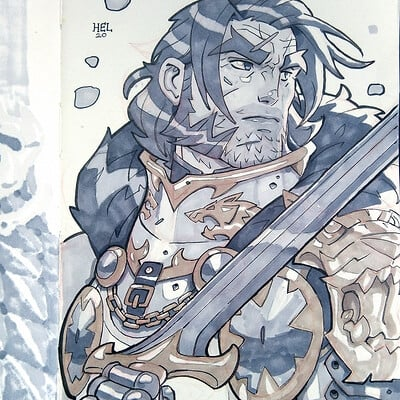 Johannes helgeson knight01