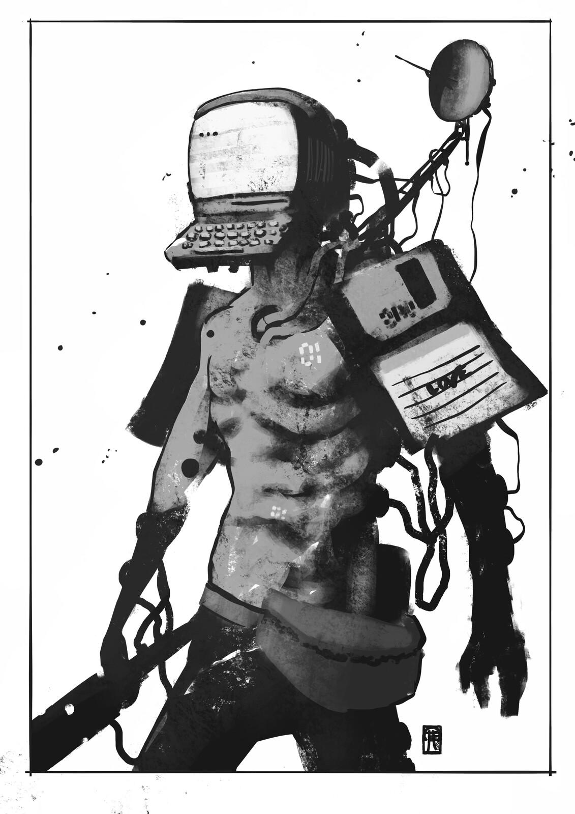 Modern Warfare//Unït M-01