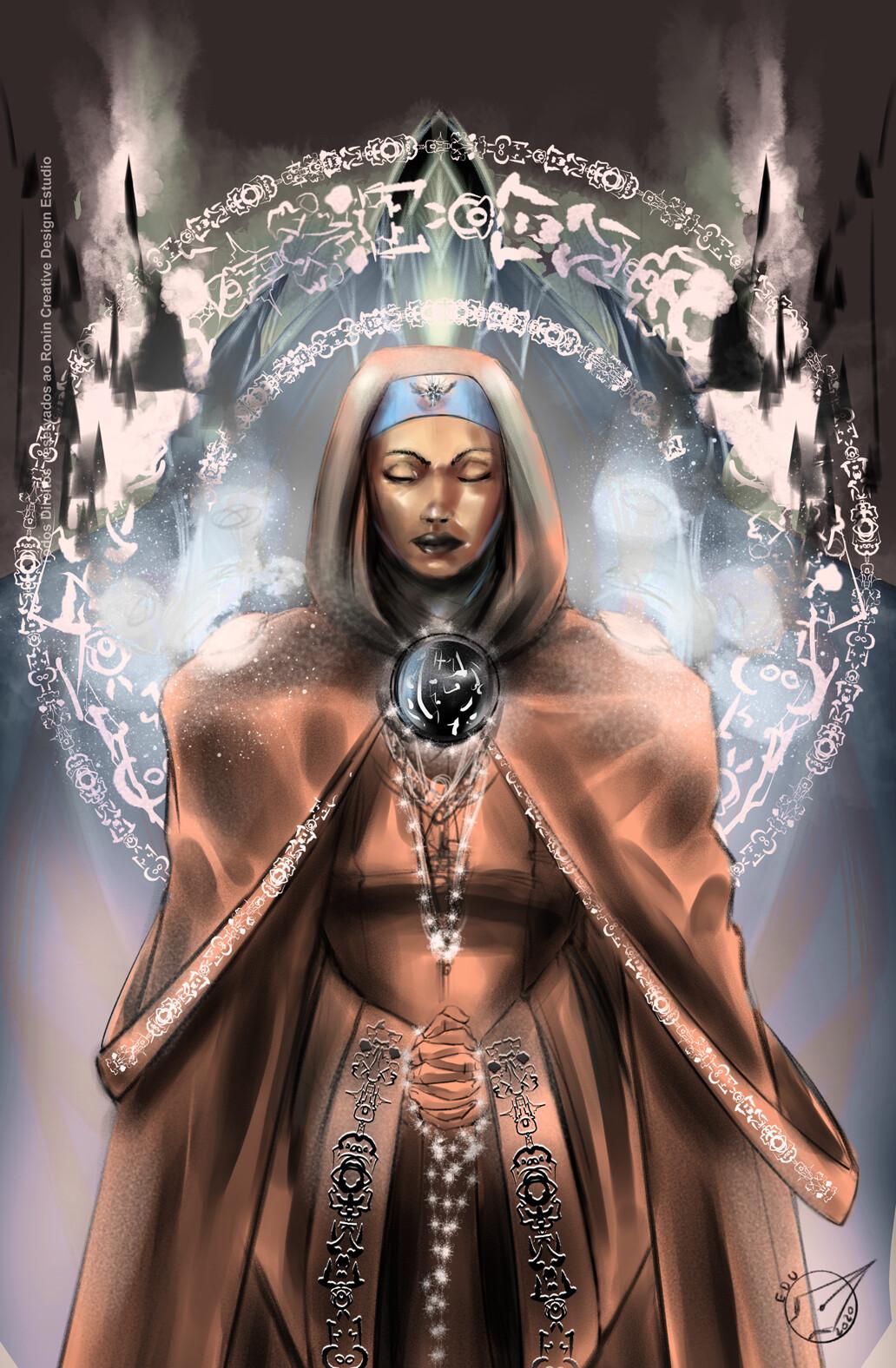 Priestess of Estah'kts