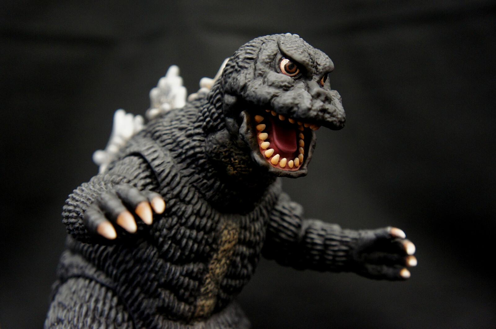 Godzilla 1966 version Art Statue https://www.solidart.club/