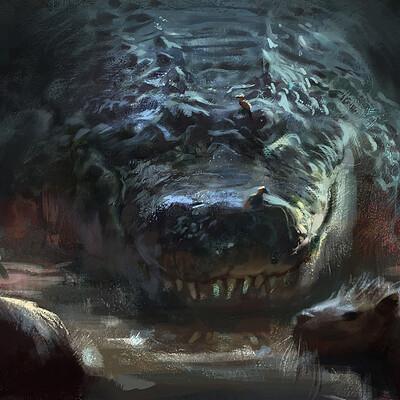 Raph herrera lomotan purussaurus