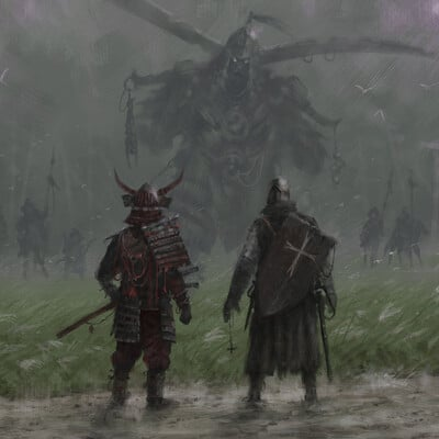 Jakub rozalski 00 brothers in arms invasions