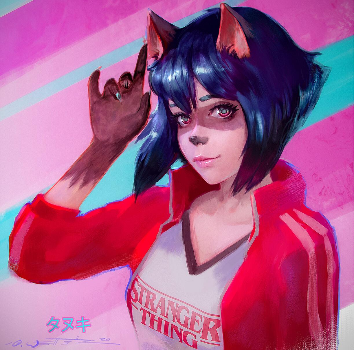 Stranger Thing - Tanuki Girl