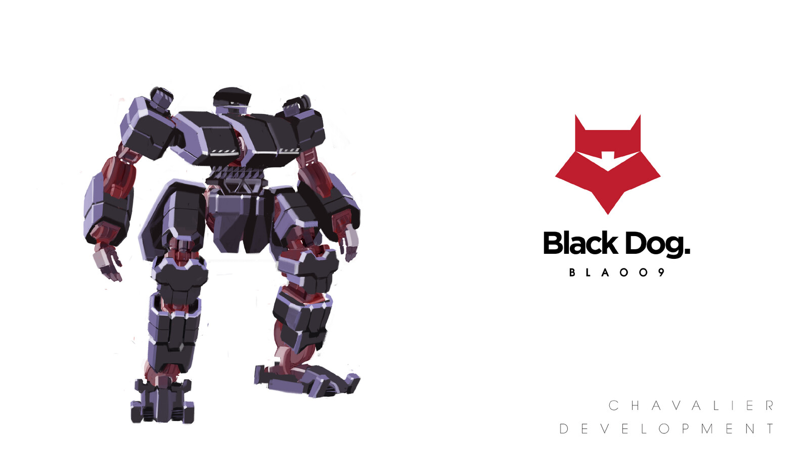 Alternate design for Black Dog