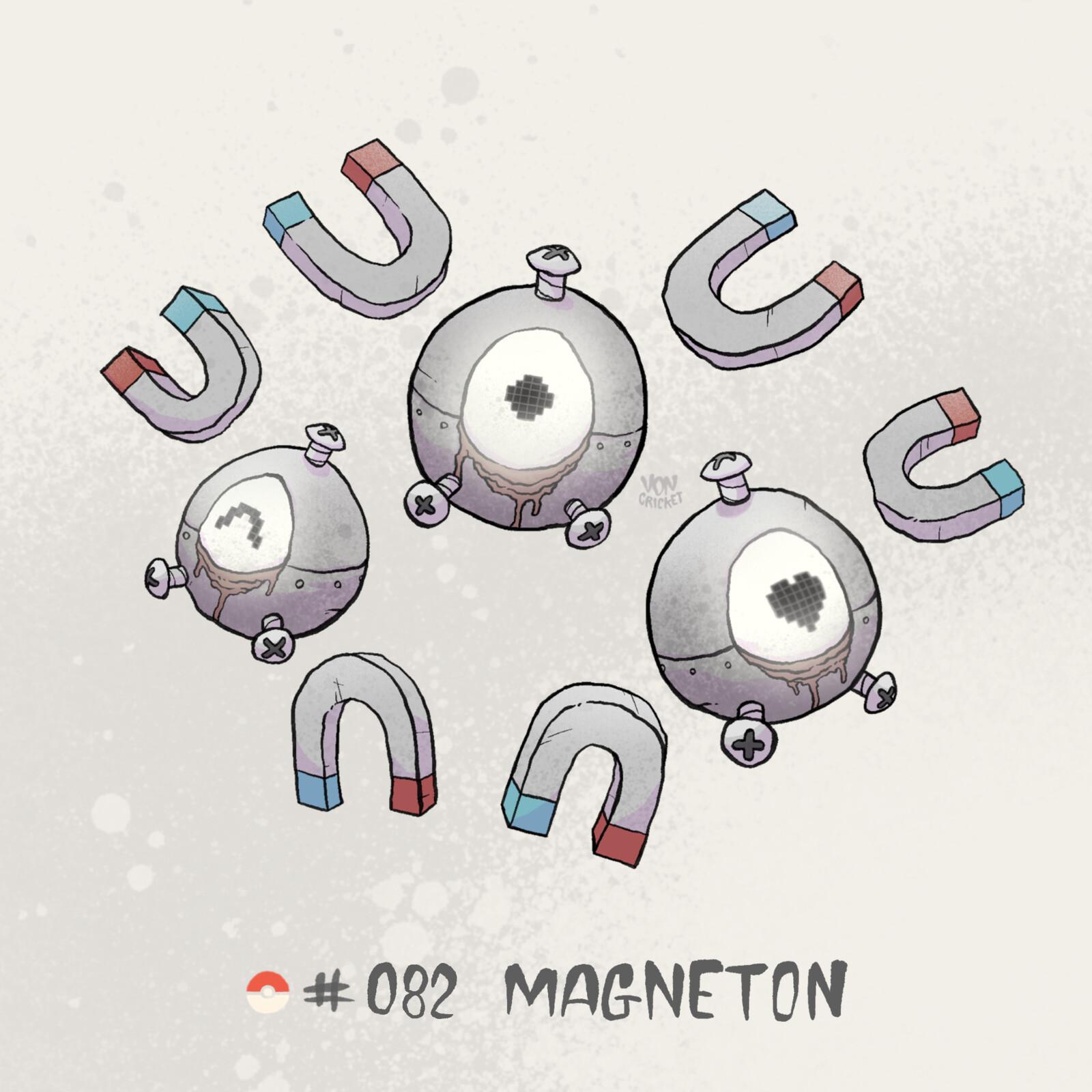 #082 Magneton
