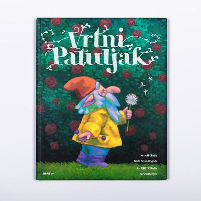 Garden Gnome - Book