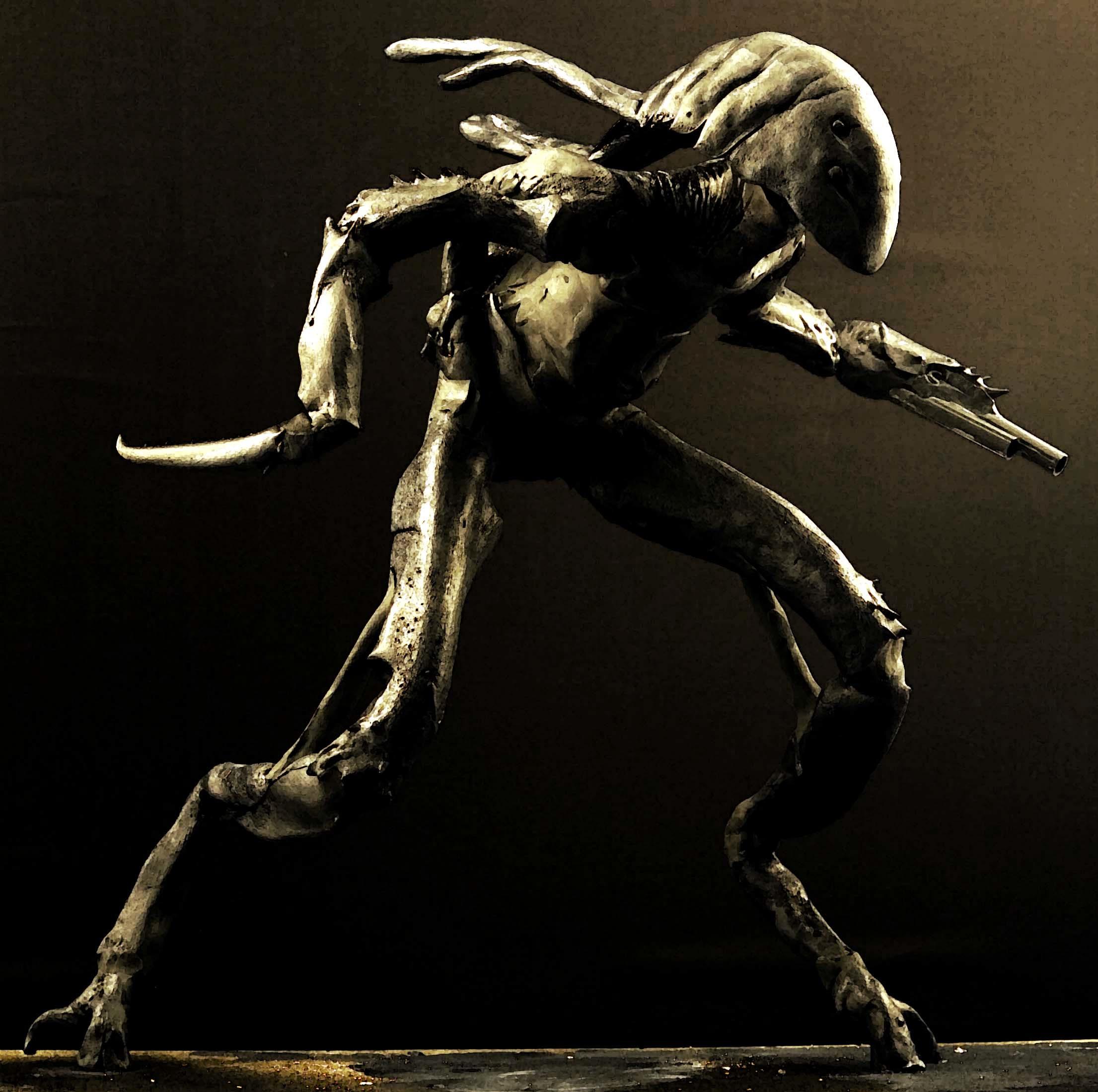 Alien Concept Crysis2