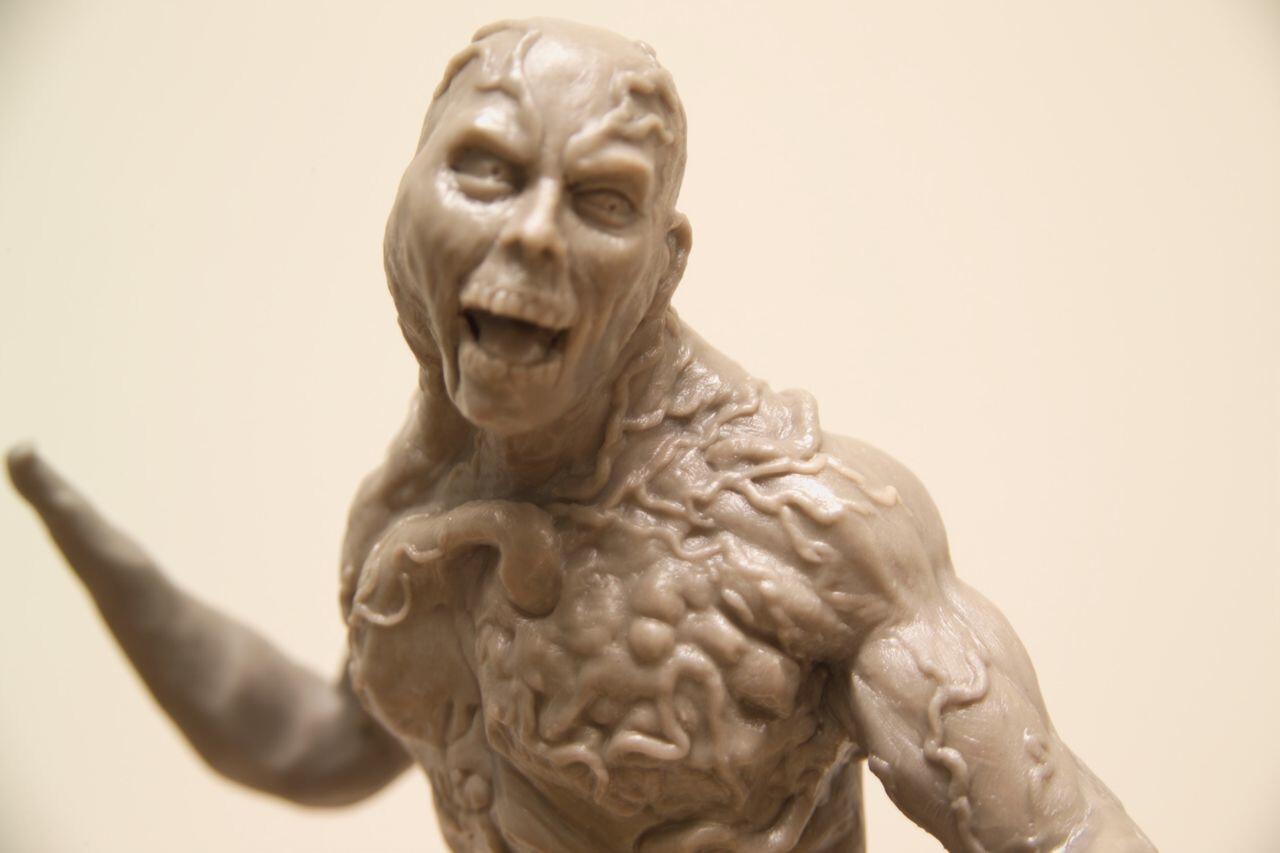 Capcom Tyrant concept for merchandising series