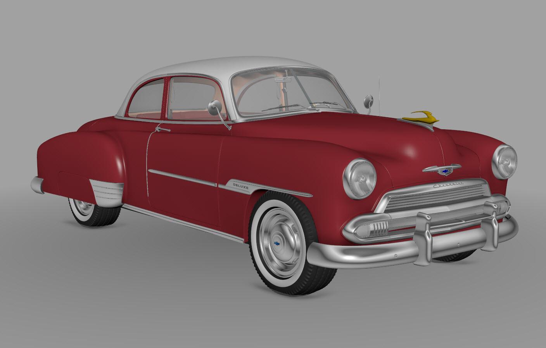 Chevrolet Chevy Deluxe 1951