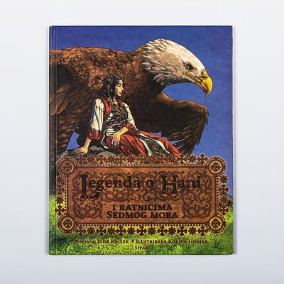 Legend of Hana - Book