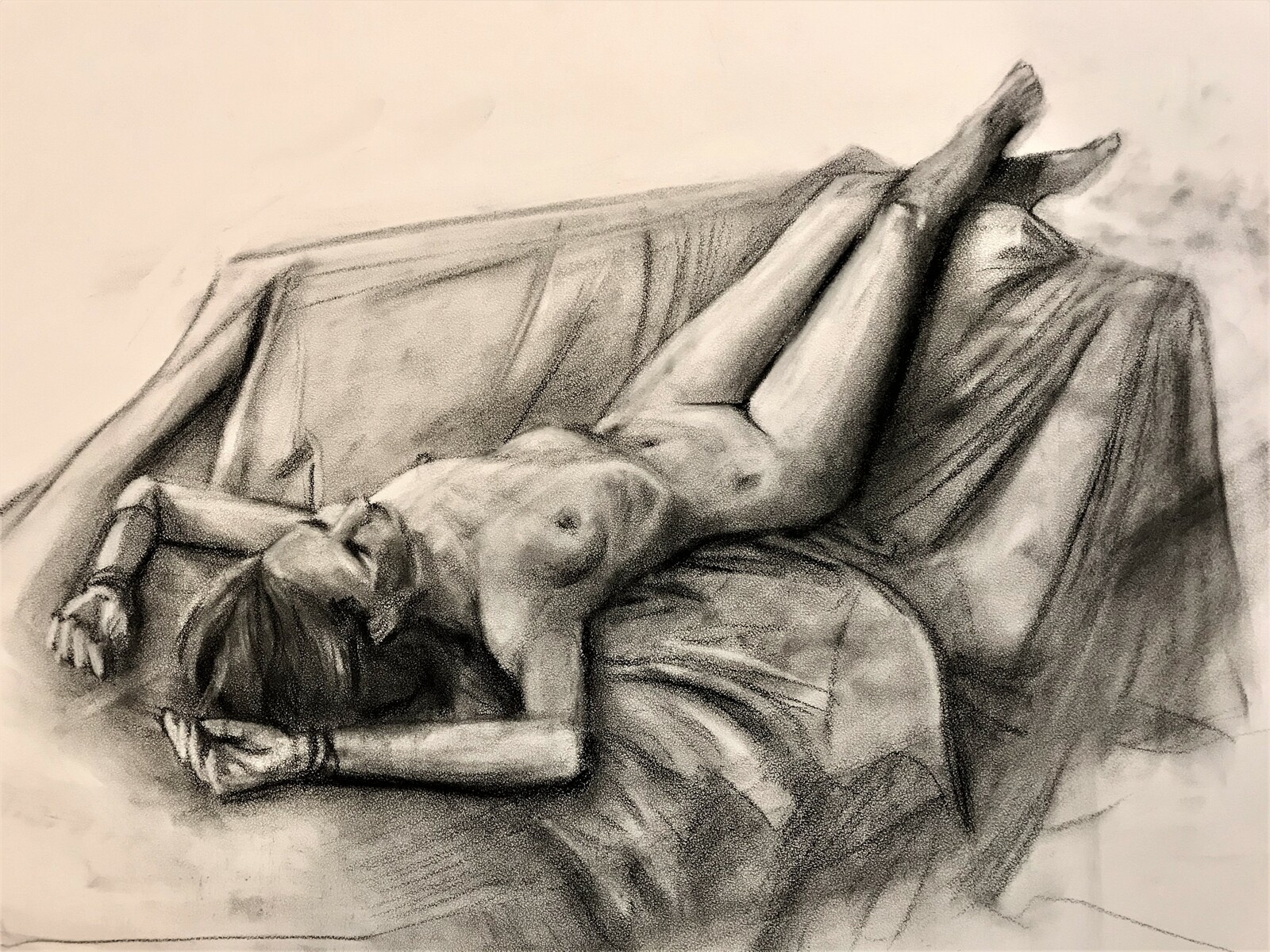 Figure Drawings - Winter 2019