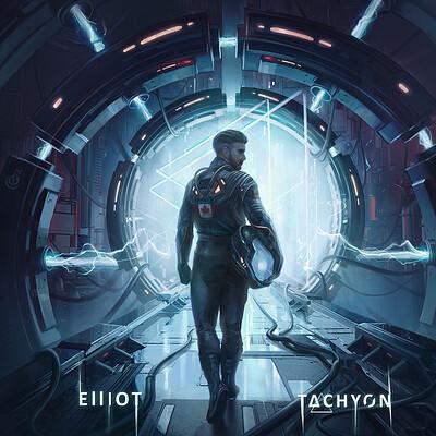 Eva kosmos elliot tachyon cover art by evakosmos title