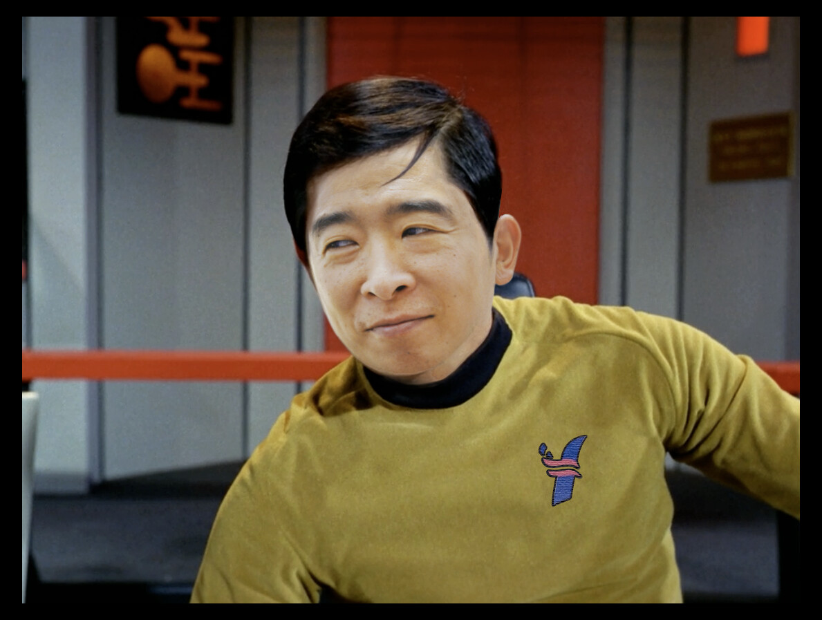 Yang into Sulu