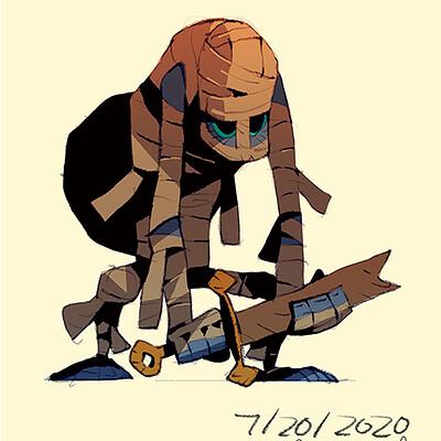 Satoshi matsuura 2020 07 13 grave guard s